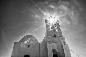 Chrysopigi Church Star